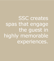 Creating successful spas is not merely our strength, it is our mission and our passion.